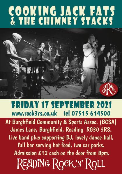 Live Bands at RockinRhythm, The 3Rs